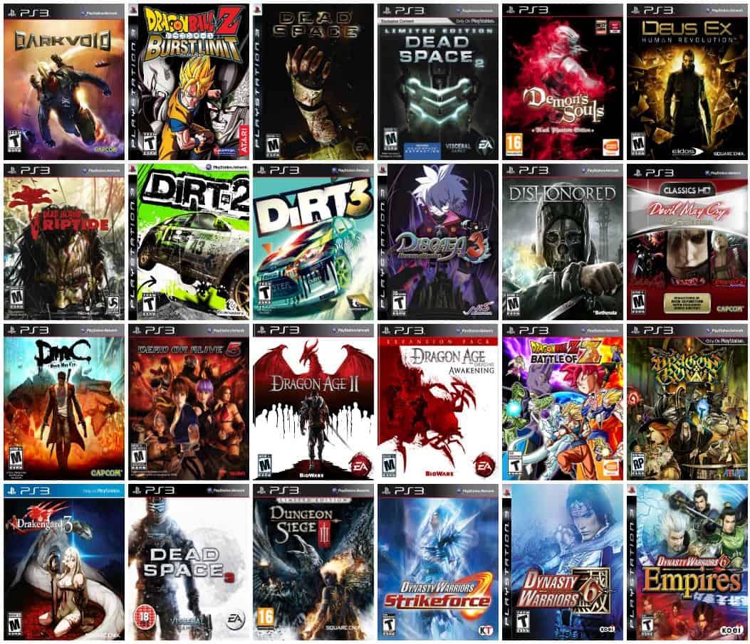 List Game Ps1 Từ A đến Z Sắp Xếp Theo Vần Shopmaygame Com