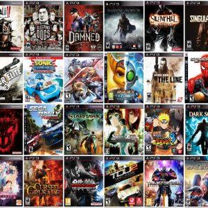 List Game PS3 từ A đến Z theo vần - ShopMayGame Com