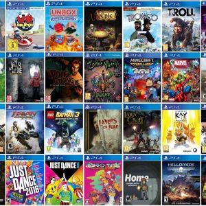 List Game Hack PS4 Full Từ A đến Z Mới Nhất ! - ShopMayGame Com